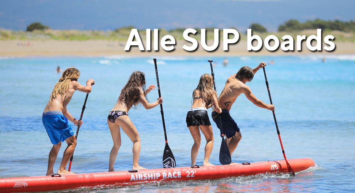 Opblaasbare SUP boards